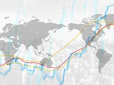 世界的な相場の高騰